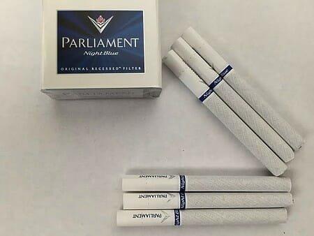 купить сигареты парламент сильвер блю